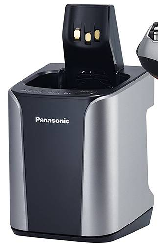 Panasonic Arc 3 ES-LT7N-S cleaning dock