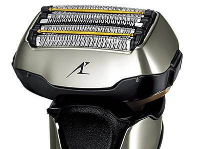 Panasonic Arc5 Shaver head view