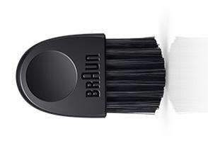 Cleaning brush for Braun series 9 9095c