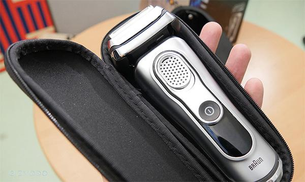 Braun 9095cc electric shaver review