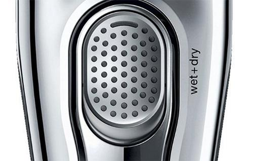Braun series 9 9095c wet and dry badge
