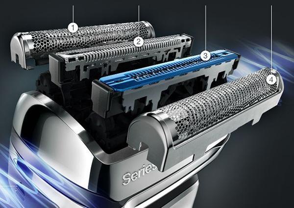 Braun Series 9 9090cc cutting elements